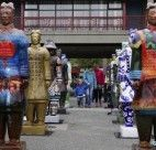 Terracotta Warriors in Vancouver   BC Lions Society project