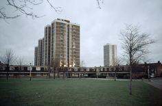 Sheffield Council Estate
