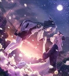 Orion and Heroine.