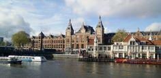 Amsterdam Bahnhof Centraal