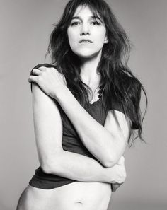 Charlotte Gainsbourg is the most beautiful girl in the world, don't you think? Gainsbourg Birkin, Serge Gainsbourg, Charlotte Gainsbourg, Jane Birkin, Meg Myers, Kate Barry, Best Actress Award, Lou Doillon, Girls Magazine