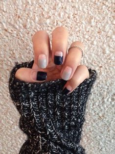 The Best Nail Art Designs – Your Beautiful Nails Minimalist Nails, Cute Nail Art, Gel Nail Art, Nail Nail, Acrylic Nails, Toe Nails, Pink Nails, Gray Nails, Manicure