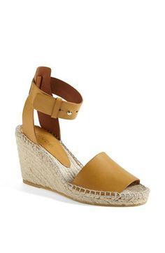 Vince 'Simona' Wedge Sandal (Online Only) available at #Nordstrom
