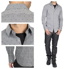 Just in! #Howe #Gingham -Totally digging this look #menswear #mensfashion