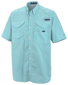 Men's PFG Super Bonehead Classic™ Short Sleeve Shirt - Tall #alpineshop