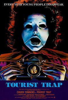 Tourist Trap - 1979 - Movie Poster