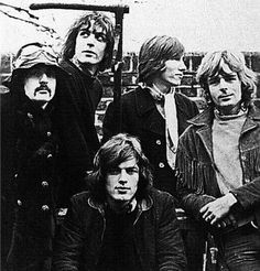 Pink Floyd - All 5 at once!