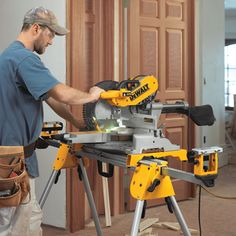 DEWALT DWS780 12-Inch Double Bevel Sliding Compound Miter Saw Ultimate STEAL!!!