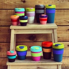 KeepCup Coffee Love, Coffee Cups, Bento Box, Lunch Box, Kitchen Queen, Sustainability, Eco Friendly, Colours, Ceramics