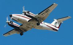 Beechcraft B-200 Super-King-Air (7T-VRT), Algerian Air Force (1977-????)