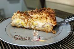 Torta Farofa de Banana