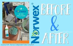 Seeing is Believing with the 2018 Norwex Before and After Book!