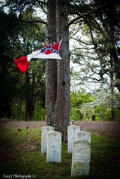 Confederate Soldiers that gave the last full measure of their loyalty and devotion to the cause of repelling invaders and ensuring Southern independence.  I love them all for that.