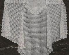 Crochet Bedspread ... Squares Bedspread ... PDF Crochet