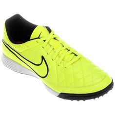 4e3b926ada Chuteira Nike Tiempo Gênio Leather TF Society - Compre Agora