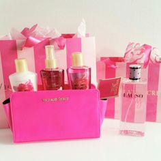 Touch the PINK - Victoria's Secret