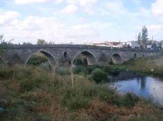 Bridge-Sokollu Mehmet Pasha bridge-Constructive: Grand Vizier Sokollu Mehmet Pasha-Built year: 1569&1570-Lüleburgaz-Kırklareli