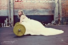 """This is gonna be a pic of me one day and it's gonna say """"Do you even lift?"""" and my husband's picture will say """"I do."""""""