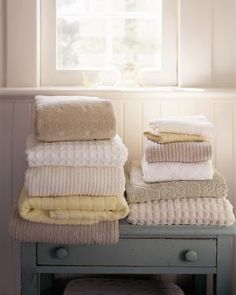Quick Decorating Tips for Unexpected Houseguests: Put Out Nicer Towels