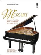 Mozart - Concerto No. 23 in A Major, KV488 (Softcover with CD)