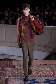A/W14 Paul Smith - Men's Collection