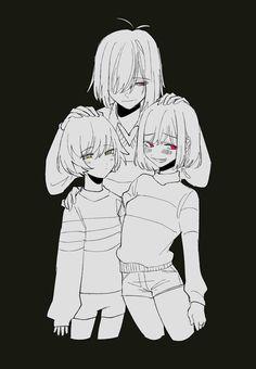 Anime Undertale, Undertale Memes, Undertale Ships, Undertale Drawings, Undertale Cute, Manga Anime, Anime Art, Character Art, Character Design
