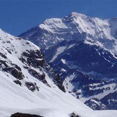 #Aconcagua en la provincia de Mendoza será sin dudas el punto más alto de tu visita a la Argentina. Literalmente.