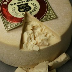BellaVitano Gold by Sartori:BellaVitano Gold.  Inspired by a traditional Italian farmstead cheese, Bella Vitano Gold combines the fruity flavor of a premium Parmesan with the creamy smoothness of fine Cheddar. It won a Gold Medal at the 2008 World Cheese Awards.