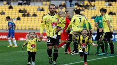 Wellington Phoenix captain, Andrew Durante, celebrated becoming the first outfield player to reach 250 games in the A-League with his three gorgeous daughters prior to kick-off and capped it off with Phoenix's first win of the season thanks to a Roy Krishna brace against Newcastle Jets. 06.11.16