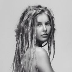 I'm a huge fan of @galapril ! Once I get my dreads.I want them just like hers! I'm such a dread head honestly