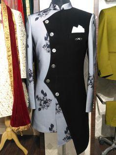 Mens Indian Wear, Indian Men Fashion, Mens Fashion Suits, Indian Groom Wear, Indian Wedding Clothes For Men, Sherwani For Men Wedding, Wedding Dress Men, Latest Kurta Designs, Mens Kurta Designs