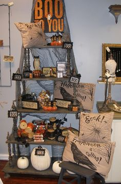 halloween display at sweet salvage sweet salvage pinterest halloween displays halloween ideas and haunted mansion halloween - Halloween Display Ideas