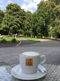 Coffee and Poznan