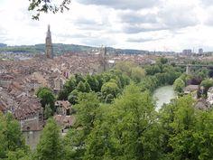 A Walking Tour of Bern Switzerland #travel #switzerland by Kelly Rosenfeld