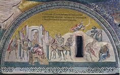 Church of the Chora, Istanbul massacre of the innocents