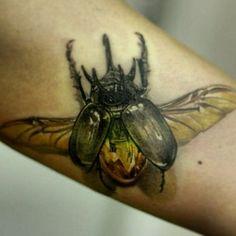 #tattoo #tattoos #ink #bug #diamond #art #color 💚