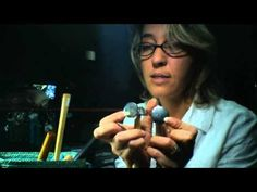 Szarka from http://www.magpiegemstones.com shows different hammers, discusses their application in jewelry making, specifically wire wrapped jewelry. She also demonstrates how to hammer wire with a domed hammer. It appears the last half showing how to hammer has been cut off by youtube, I will be downloading another video soon. Here is part 2 ht...