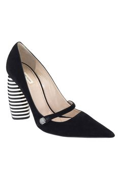 Love these! First word that comes to mind when I see these...Beetlejuice! LOL