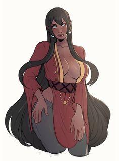 Solana by Akira-Raikou on DeviantArt Black Anime Characters, Cute Characters, Fantasy Characters, Female Characters, Fantasy Character Design, Character Design Inspiration, Character Art, Black Girl Art, Black Women Art
