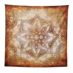 Realistic 1ps Tapestry Mandala Blankets Indian Wall Hanging Tapestry Hippie Landscape Mandala Bedspread Ethnic Throw Art Tapestry Reasonable Price Home & Garden
