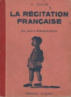 Darcy saved to officeSouché, La Récitation française au Cours Élém. Early Readers, Lectures, Home Schooling, Learn French, French Language, France, Book Design, Books To Read, Ebooks