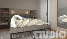 bedroom designed - zdjęcie od MIKOŁAJSKAstudio - Sypialnia - Styl Klasyczny - MIKOŁAJSKAstudio