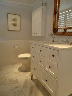 Lisdale, her bathroom vanity