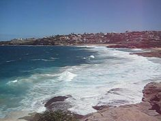 Bondi Beach. Video by Caroline Eubanks.