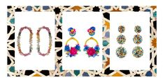 15 Colorful Twists on the Statement Earring #fashiontrends #highendfashion