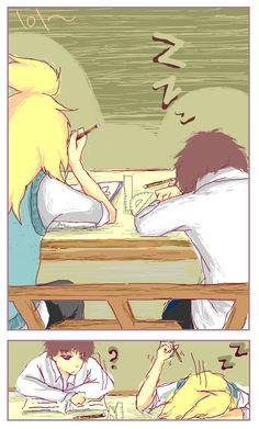 [link] <---- --- Sasori & Deidara (c) Kishi-sensei ----- if you're interested in my drawings, please take a look at my commission info tegaki: another boring day Sasori And Deidara, Deidara Akatsuki, Sasunaru, Sasuke Uchiha, Naruto Funny, Anime Naruto, Tobi Obito, Boring Day, Best Villains