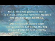 "Trailer zum Jugendbuch ""A. S. Tory und der letzte Sommer am Meer"" East Sussex, Cornwall, Crossover, Am Meer, England, London, Audio Crossover, United Kingdom"