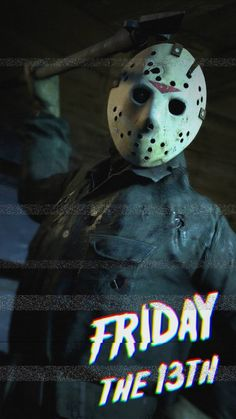 Friday the Part VI by on DeviantArt Friday The 13th Quotes, Friday The 13th Games, Friday The 13th Poster, Friday The 13th Funny, Black Friday Funny, Friday The 13th Tattoo, Funny Friday Memes, Friday Humor, Jason Voorhees Wallpaper