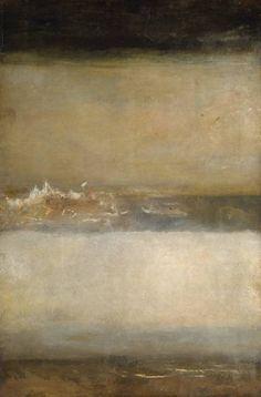 JMW Turner, Three Seascapes, 1827, via www.tate.org.uk