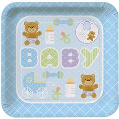 Thème Baby teddy bleu - Annikids